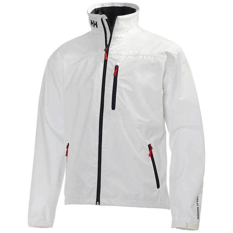 ヘリーハンセン メンズ ジャケット・ブルゾン アウター Helly Hansen Men's Crew Jacket WHITE