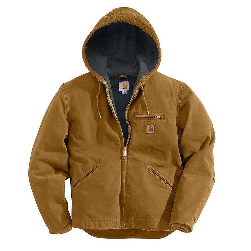 カーハート メンズ ジャケット・ブルゾン アウター Carhartt Men's Sierra Jacket Carhartt Brown