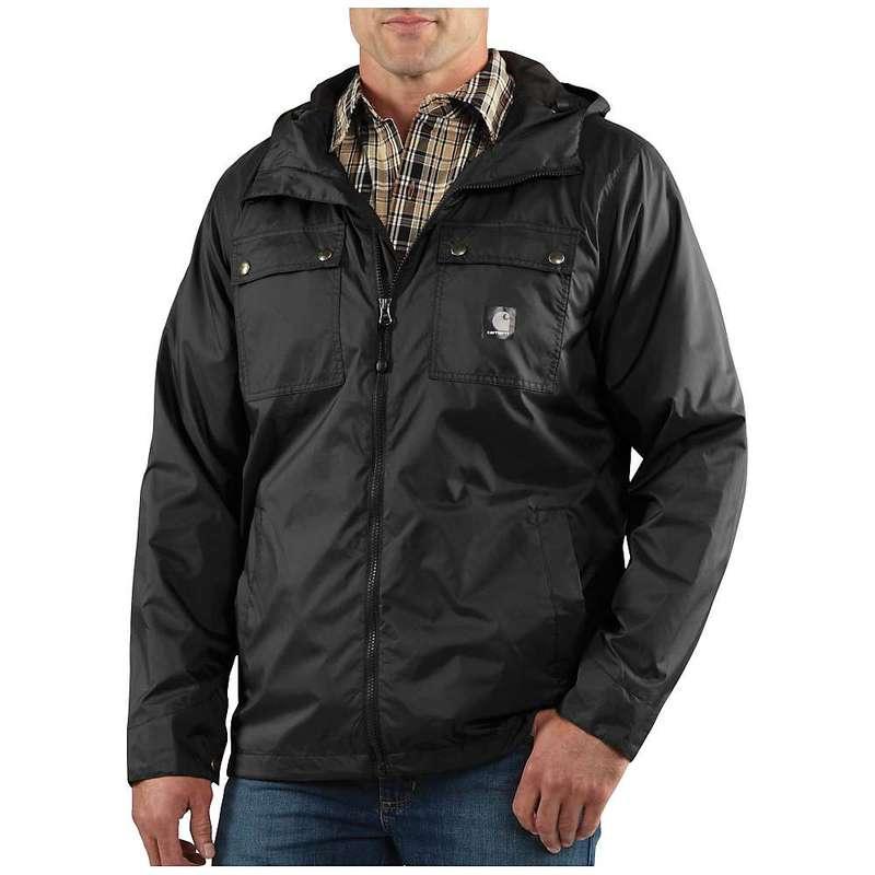 カーハート メンズ ジャケット・ブルゾン アウター Carhartt Men's Rockford Jacket Black