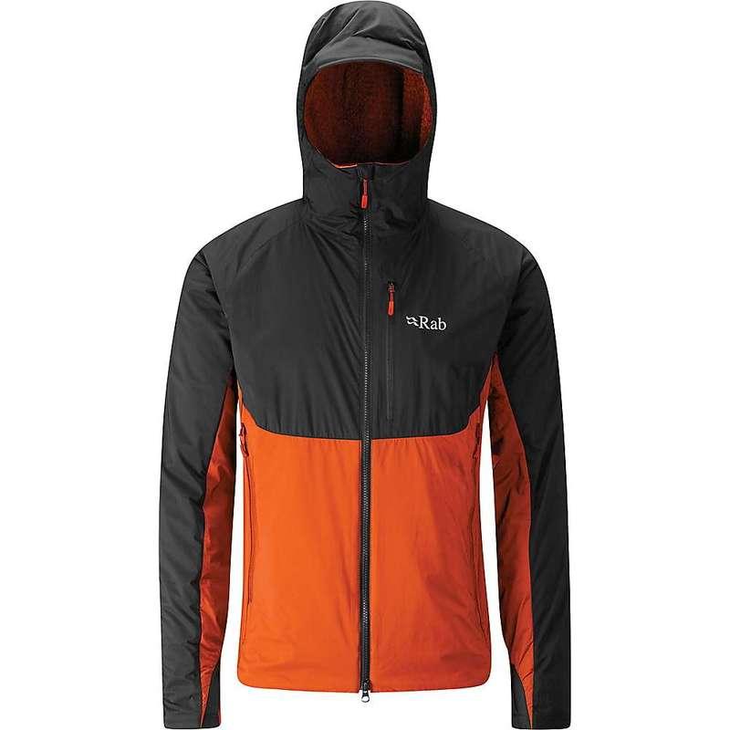 ラブ メンズ ジャケット・ブルゾン アウター Rab Men's Alpha Direct Jacket Beluga / Oxide / Oxide