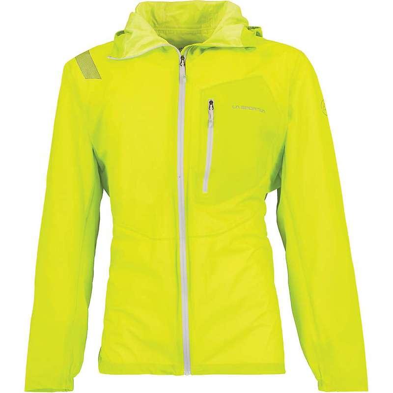 ラスポルティバ メンズ ジャケット・ブルゾン アウター La Sportiva Men's Hail Jacket Applegreen