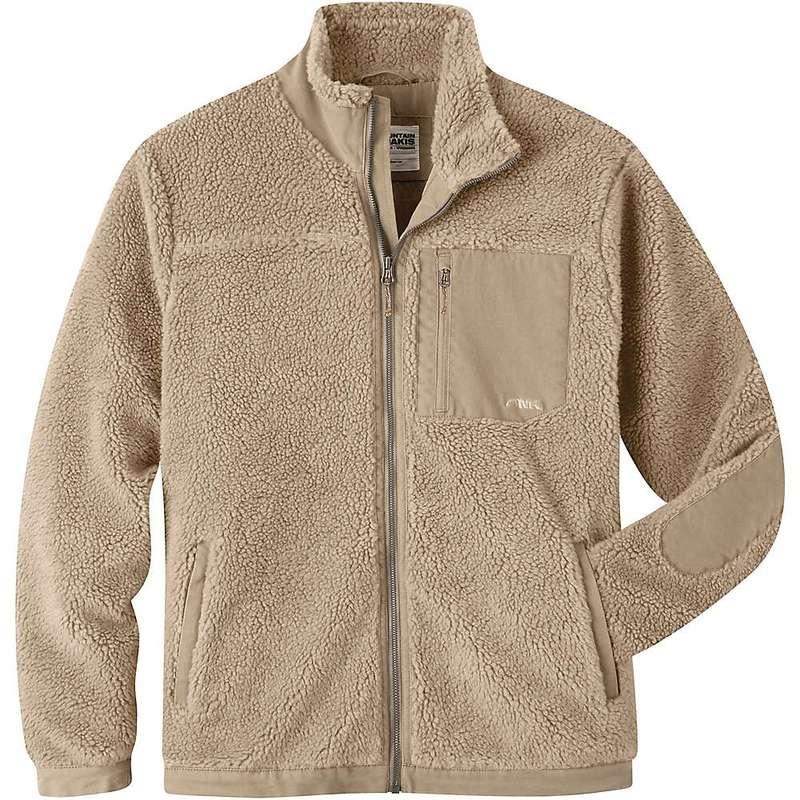 マウンテンカーキス メンズ ジャケット・ブルゾン アウター Mountain Khakis Men's Fourteener Fleece Jacket Freestone