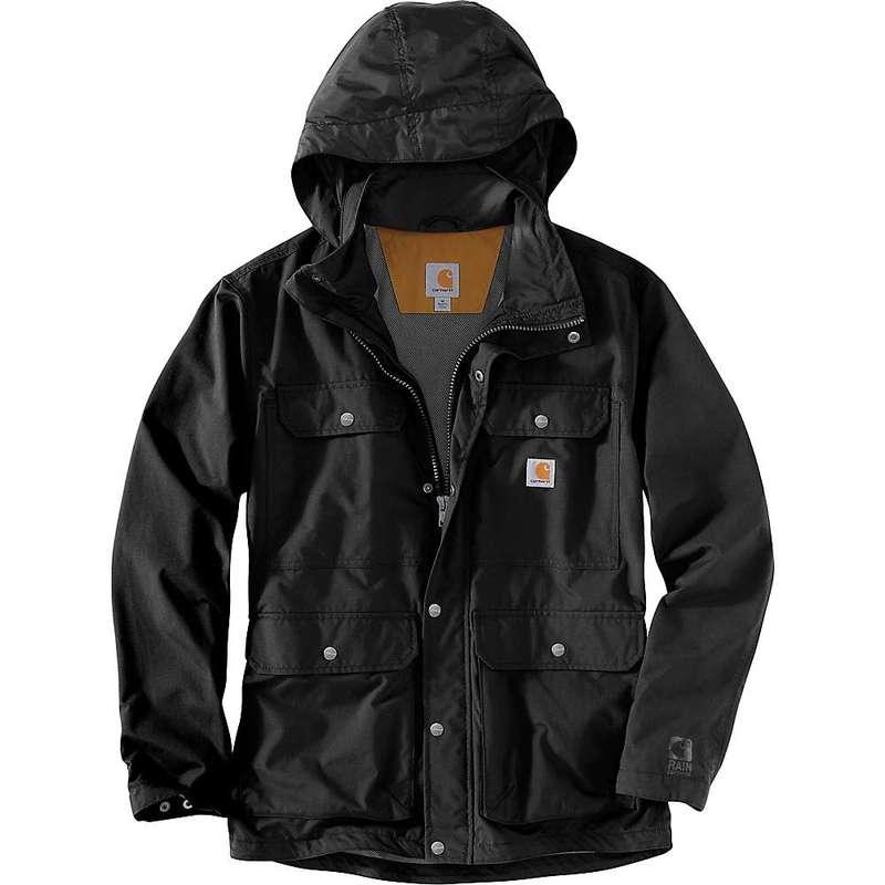 カーハート メンズ ジャケット・ブルゾン アウター Carhartt Men's Utility Coat Black