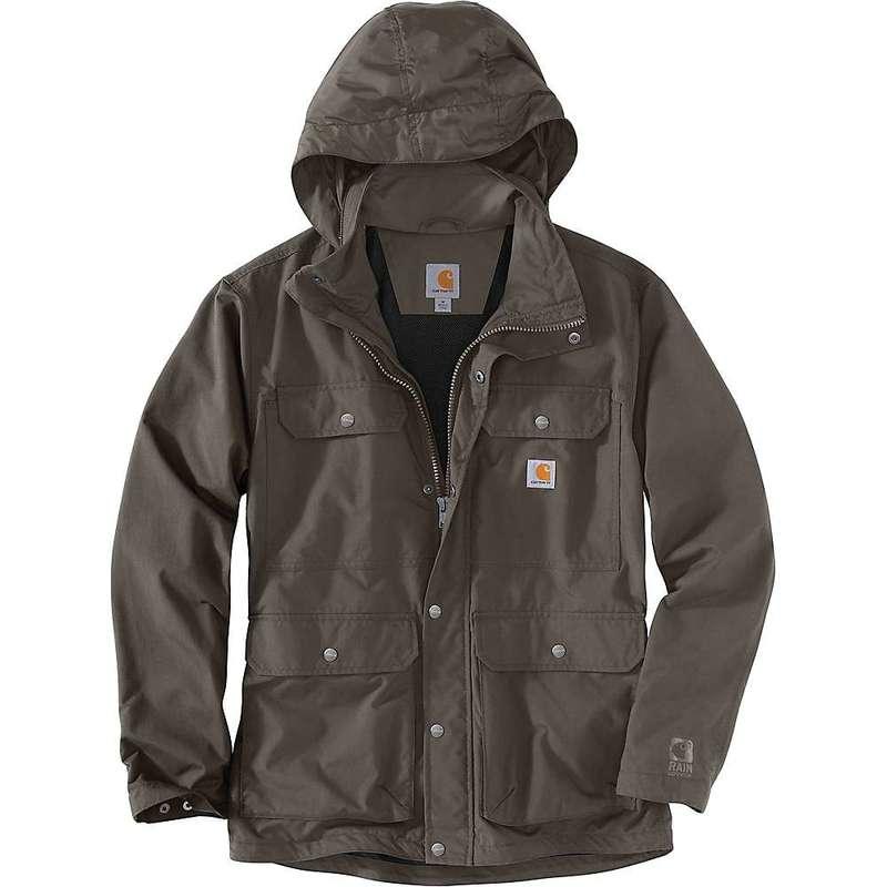 カーハート メンズ ジャケット・ブルゾン アウター Carhartt Men's Utility Coat Tarmac
