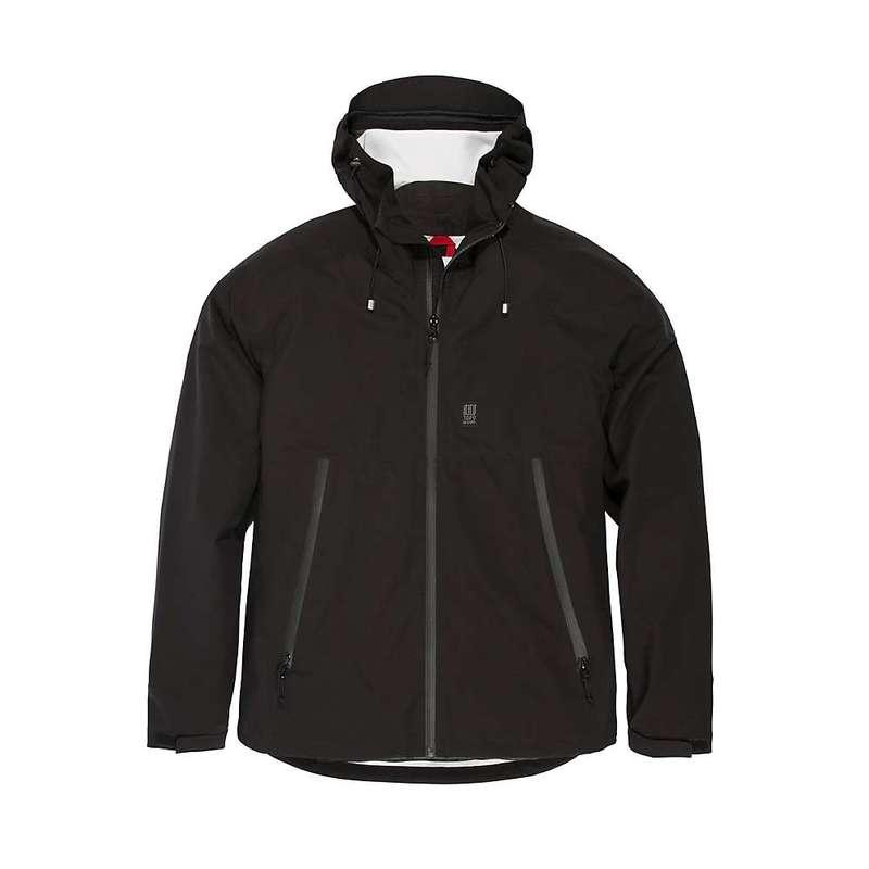 トポ・デザイン メンズ ジャケット・ブルゾン アウター Topo Designs Men's Global Jacket Black F18