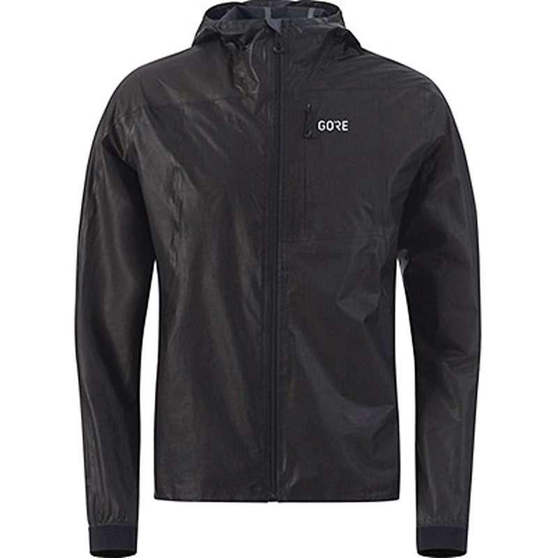 ゴアウェア メンズ ジャケット・ブルゾン アウター Gore Wear Men's Gore R7 GTX Shakedry Hooded Jacket Black
