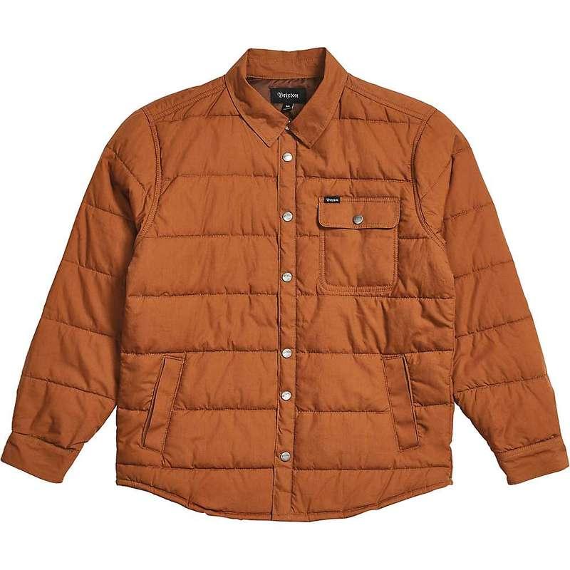 ブリクストン メンズ ジャケット・ブルゾン アウター Brixton Men's Cass Jacket Bison