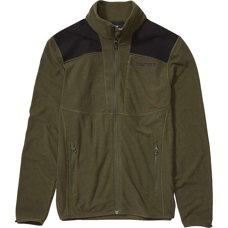 マーモット メンズ ジャケット・ブルゾン アウター Marmot Men's Reactor Jacket Nori / Black