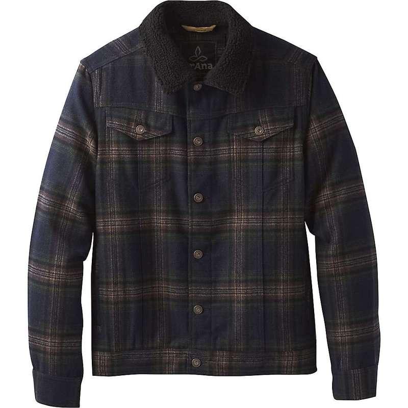 プラーナ メンズ ジャケット・ブルゾン アウター Prana Men's Pinnacle Jacket Black