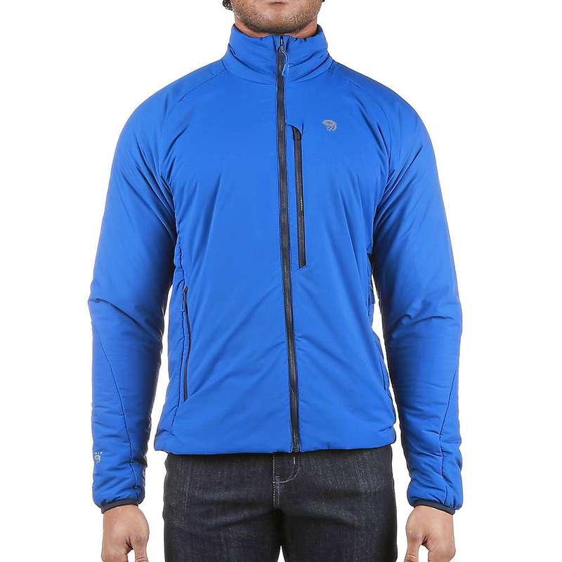 マウンテンハードウェア メンズ ジャケット・ブルゾン アウター Mountain Hardwear Men's Kor Strata Jacket Nightfall Blue