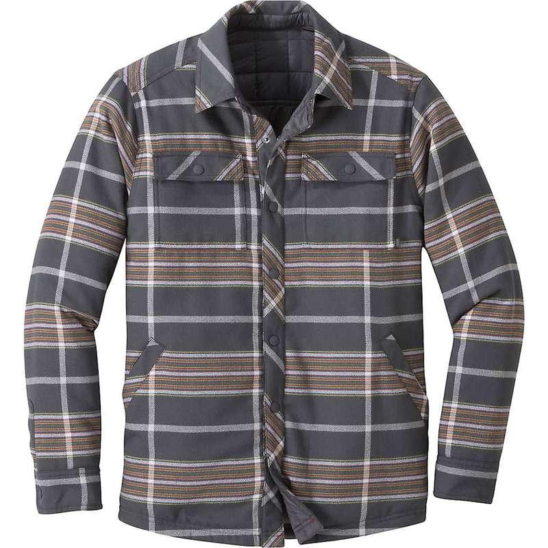 アウトドアリサーチ メンズ ジャケット・ブルゾン アウター Outdoor Research Men's Kalaloch Reversible Shirt Jacket Storm Plaid