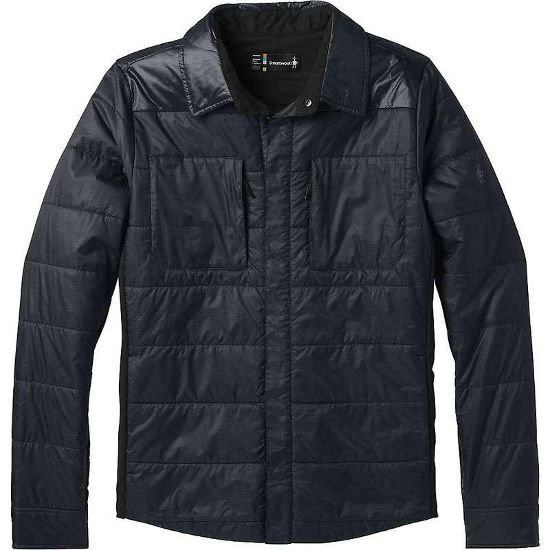 スマートウール メンズ ジャケット・ブルゾン アウター Smartwool Men's Smartloft 60 Shirt Jacket Black