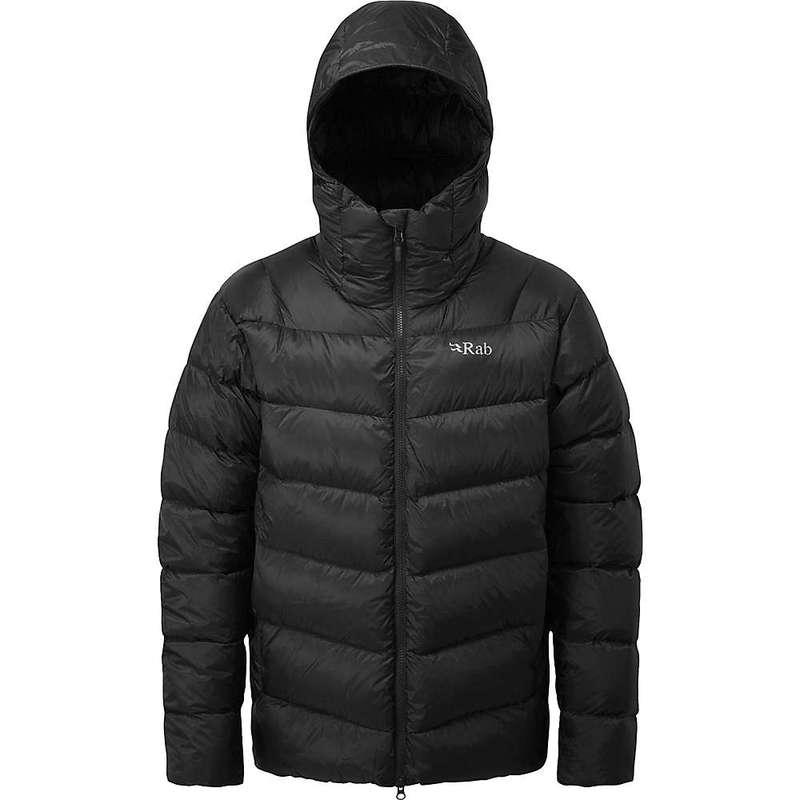 ラブ メンズ ジャケット・ブルゾン アウター Rab Men's Neutrino Pro Jacket Black