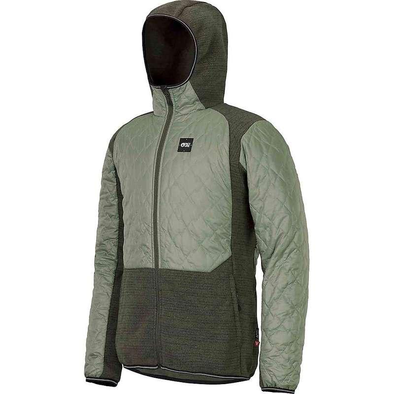 ピクチャー メンズ ジャケット・ブルゾン アウター Picture Men's Infuse Jacket Dark Army Green