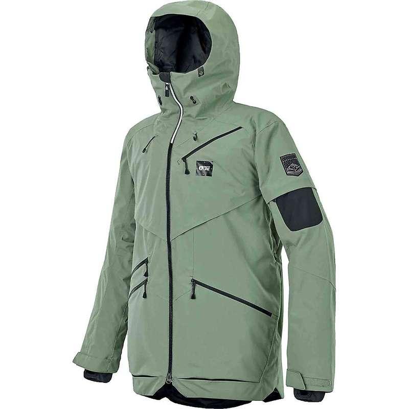 ピクチャー メンズ ジャケット・ブルゾン アウター Picture Men's Zephir Jacket Army Green