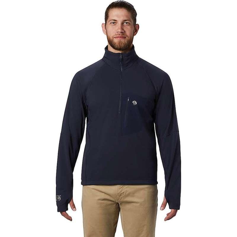 マウンテンハードウェア メンズ ジャケット・ブルゾン アウター Mountain Hardwear Men's Keele Pullover Dark Zinc
