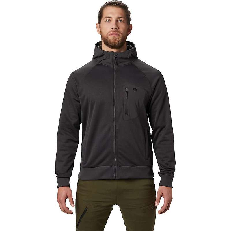 マウンテンハードウェア メンズ ジャケット・ブルゾン アウター Mountain Hardwear Men's Norse Peak Full Zip Hoody Void