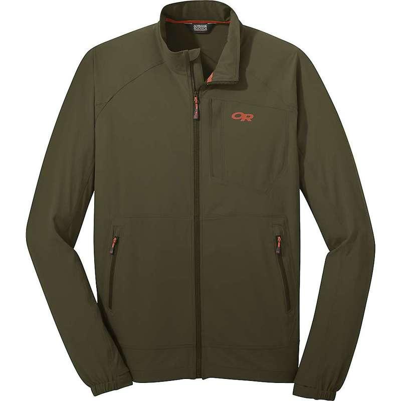 アウトドアリサーチ メンズ ジャケット・ブルゾン アウター Outdoor Research Men's Ferrosi Jacket Fatigue