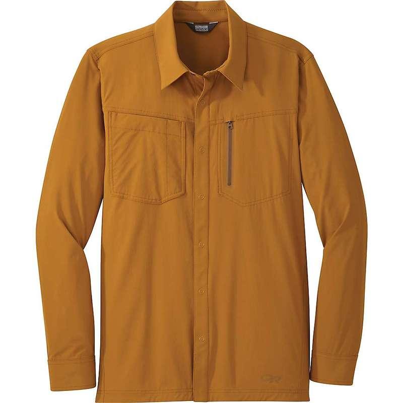 アウトドアリサーチ メンズ ジャケット・ブルゾン アウター Outdoor Research Men's Ferrosi Shirt Jacket Curry