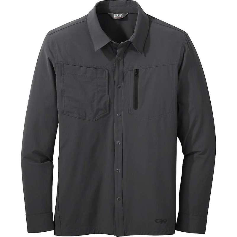 アウトドアリサーチ メンズ ジャケット・ブルゾン アウター Outdoor Research Men's Ferrosi Shirt Jacket Storm