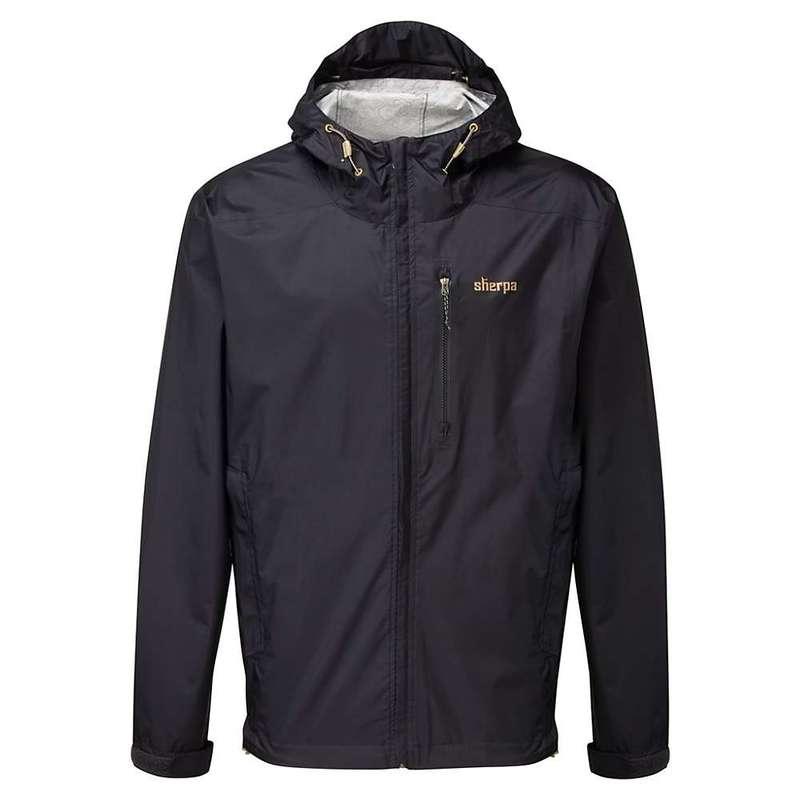 シャーパ メンズ ジャケット・ブルゾン アウター Sherpa Men's Kunde 2.5-Layer Jacket Black