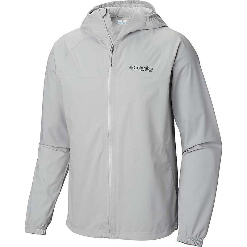 コロンビア メンズ ジャケット・ブルゾン アウター Columbia Men's Tamiami Hurricane Jacket Cool Grey