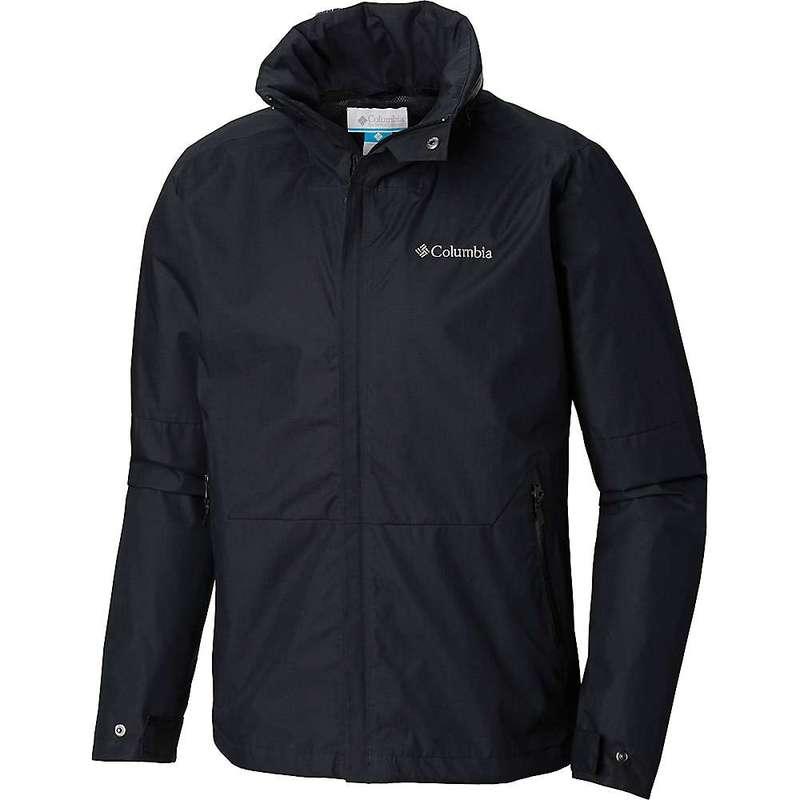 コロンビア メンズ ジャケット・ブルゾン アウター Columbia Men's Westbrook Jacket Black