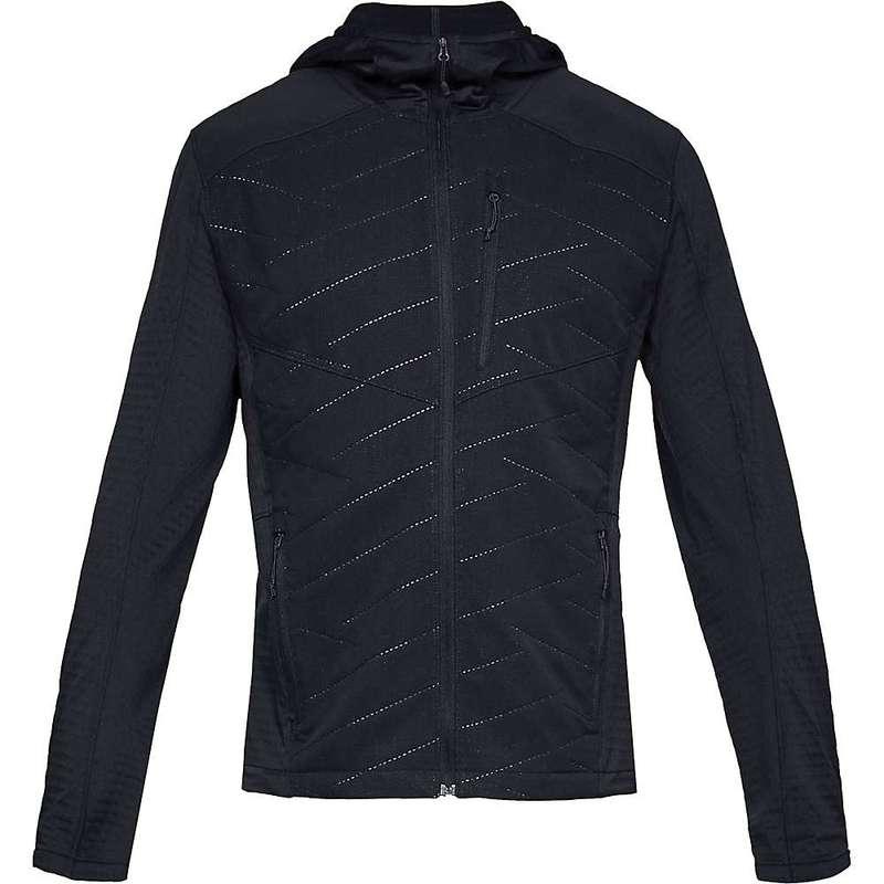 アンダーアーマー メンズ ジャケット・ブルゾン アウター Under Armour Men's UA ColdGear Exert Jacket Black / / Pitch Gray