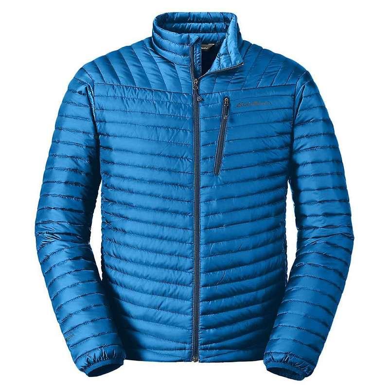 エディー バウアー メンズ ジャケット・ブルゾン アウター Eddie Bauer First Ascent Men's Microtherm 2.0 Stormdown Jacket Ascent Blue
