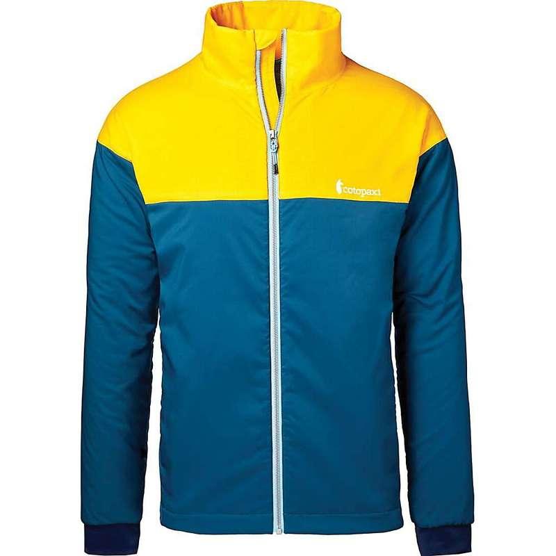 コートパクシー メンズ ジャケット・ブルゾン アウター Cotopaxi Men's Pacaya Insulated Jacket Indigo
