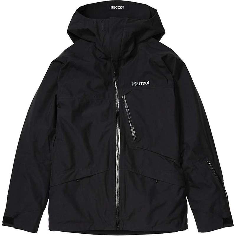 マーモット メンズ ジャケット・ブルゾン アウター Marmot Men's Lightray Jacket Black