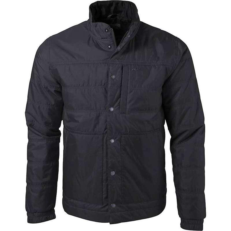 マウンテンカーキス メンズ ジャケット・ブルゾン アウター Mountain Khakis Men's Triple Direct Jacket Black