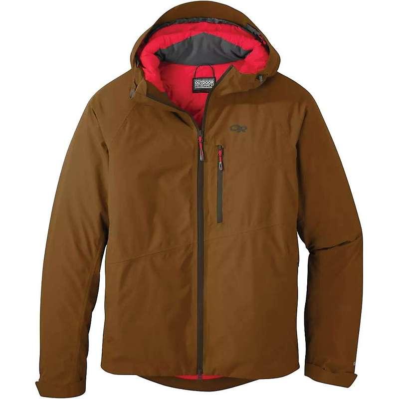 アウトドアリサーチ メンズ ジャケット・ブルゾン アウター Outdoor Research Men's Fortress Jacket Saddle