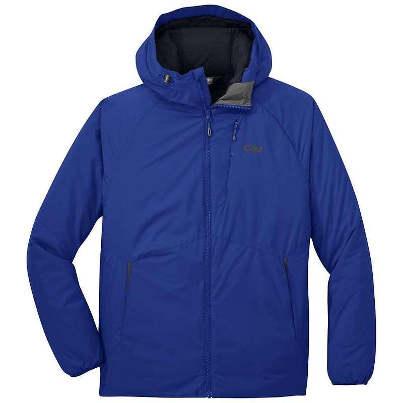 アウトドアリサーチ メンズ ジャケット・ブルゾン アウター Outdoor Research Men's Refuge Hooded Jacket Sapphire