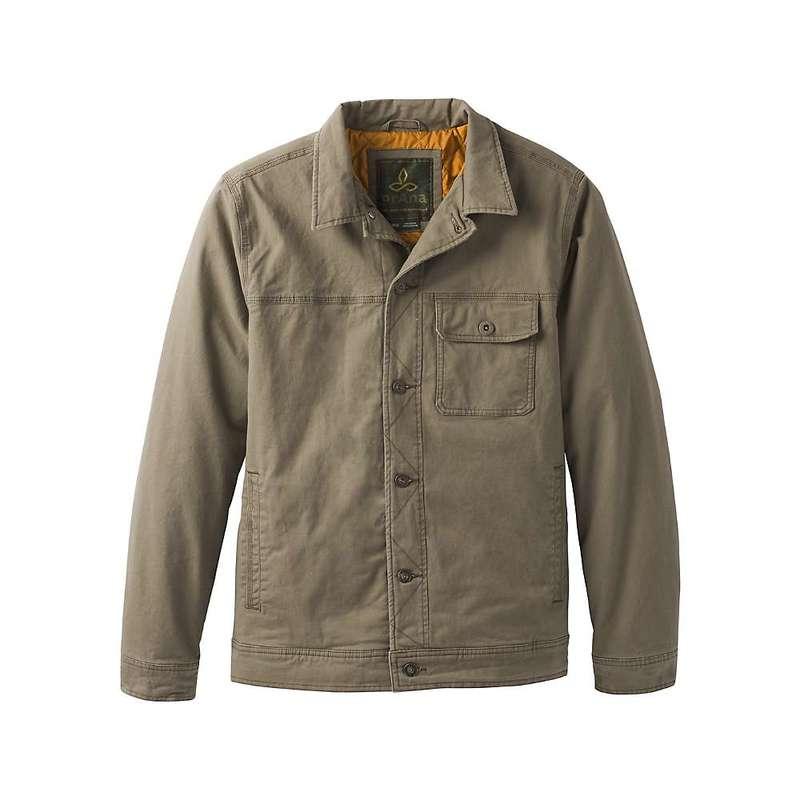 プラーナ メンズ ジャケット・ブルゾン アウター Prana Men's Trembly Jacket Slate Green