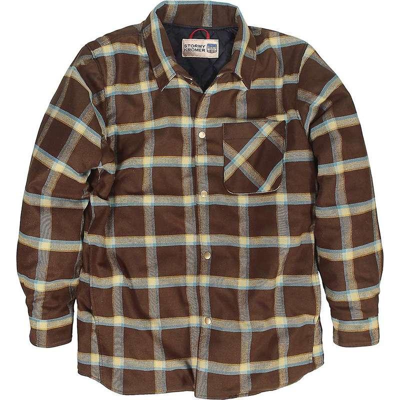ストーミー クローマー メンズ ジャケット・ブルゾン アウター Stormy Kromer Men's Double Duty Shirt Jack Kodiak