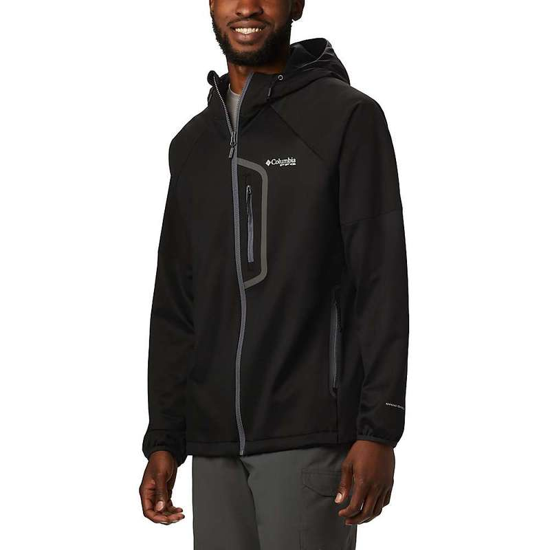 コロンビア メンズ ジャケット・ブルゾン アウター Columbia Men's Force XII Fleece Jacket Black
