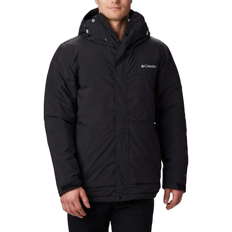 コロンビア メンズ ジャケット・ブルゾン アウター Columbia Men's Horizon Explorer Insulated Jacket Black