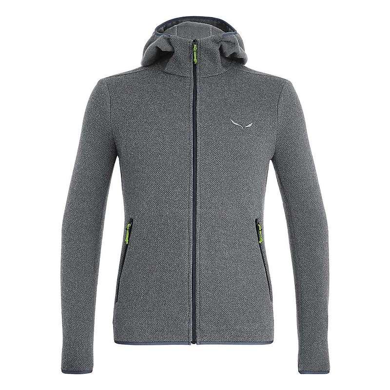 サレワ メンズ ジャケット・ブルゾン アウター Salewa Men's Fanes Hybrid WO Jacket Quiet Shade Melange