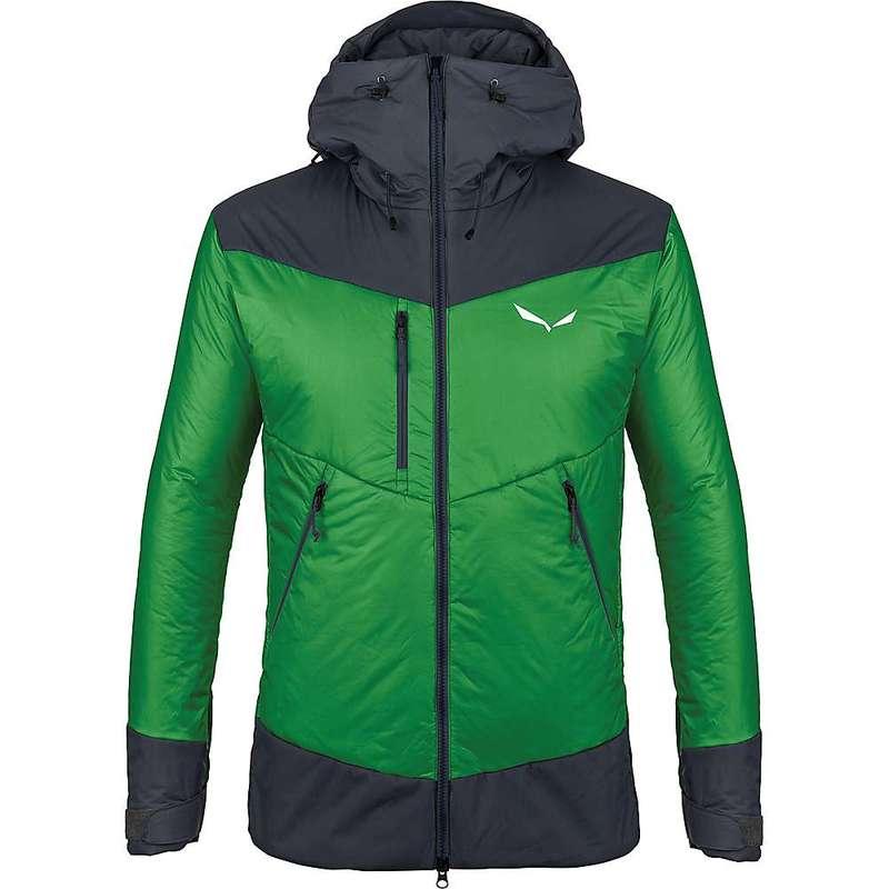 サレワ メンズ ジャケット・ブルゾン アウター Salewa Men's Ortles 2 AWP Jacket Classic Green