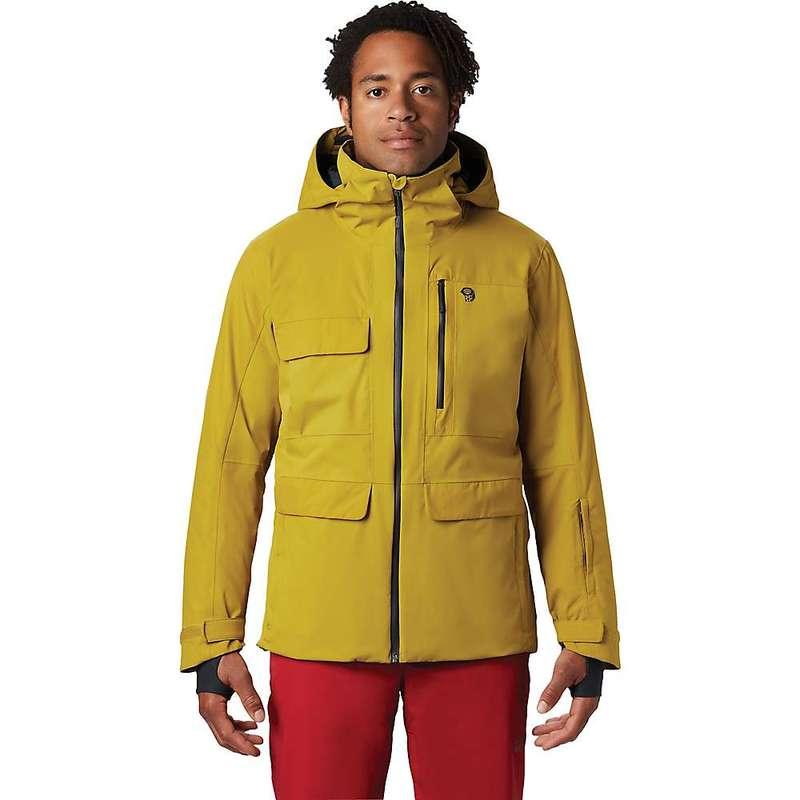 マウンテンハードウェア メンズ ジャケット・ブルゾン アウター Mountain Hardwear Men's Firefall/2 Insulated Jacket Dark Citron