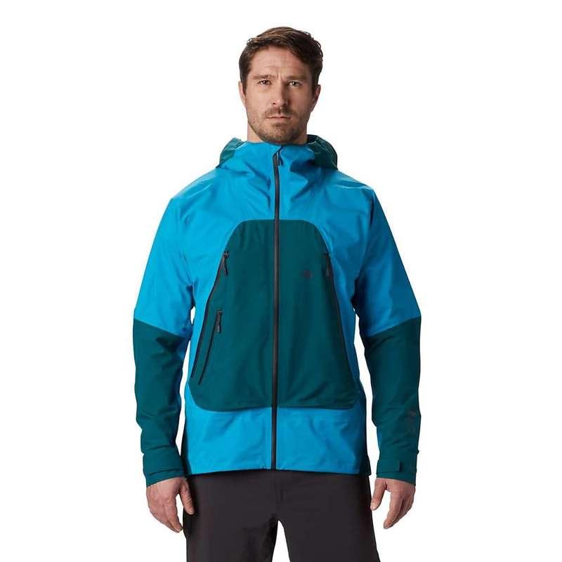 マウンテンハードウェア メンズ ジャケット・ブルゾン アウター Mountain Hardwear Men's High Exposure GTX C-Knit Jacket Traverse