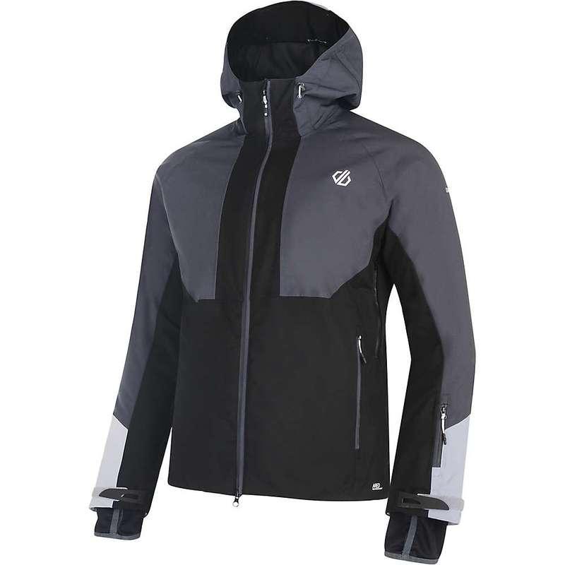 デアツービー メンズ ジャケット・ブルゾン アウター Dare 2B Men's Panoramic Jacket Black / Ebony Grey