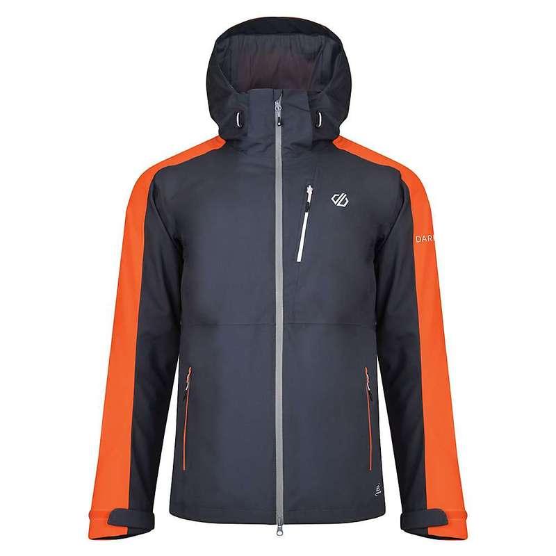 デアツービー メンズ ジャケット・ブルゾン アウター Dare 2B Men's Diluent Jacket Quarry Grey / Blaze Orange