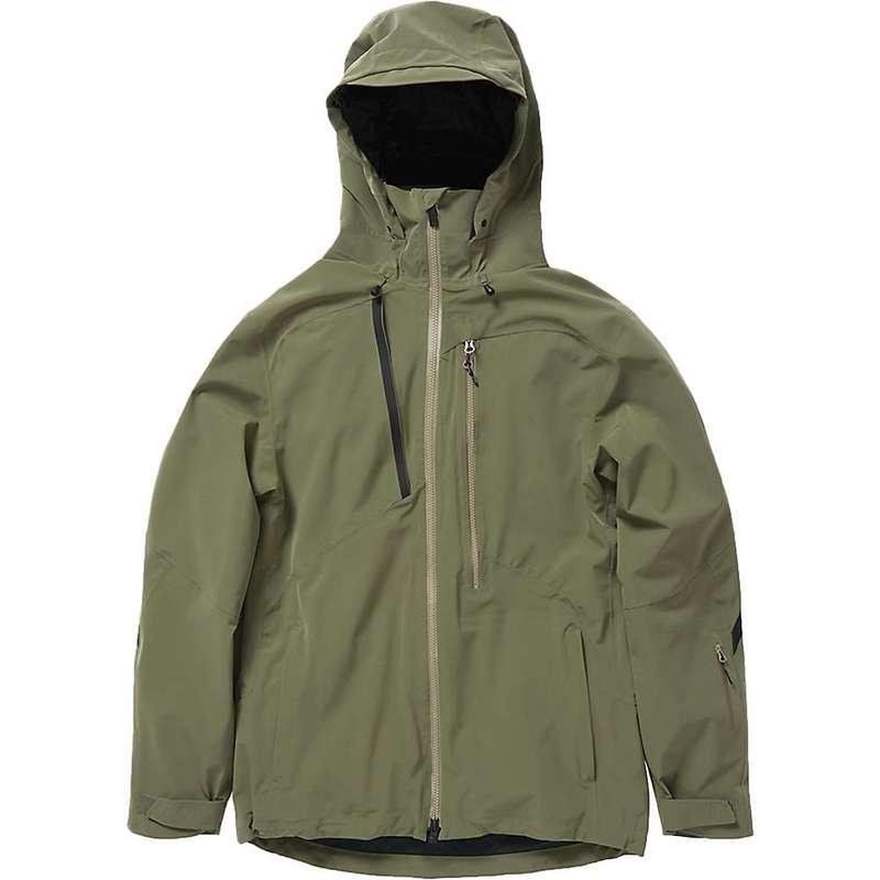 ホールデン メンズ ジャケット・ブルゾン アウター Holden Men's Corkshell Summit Jacket Stone Green