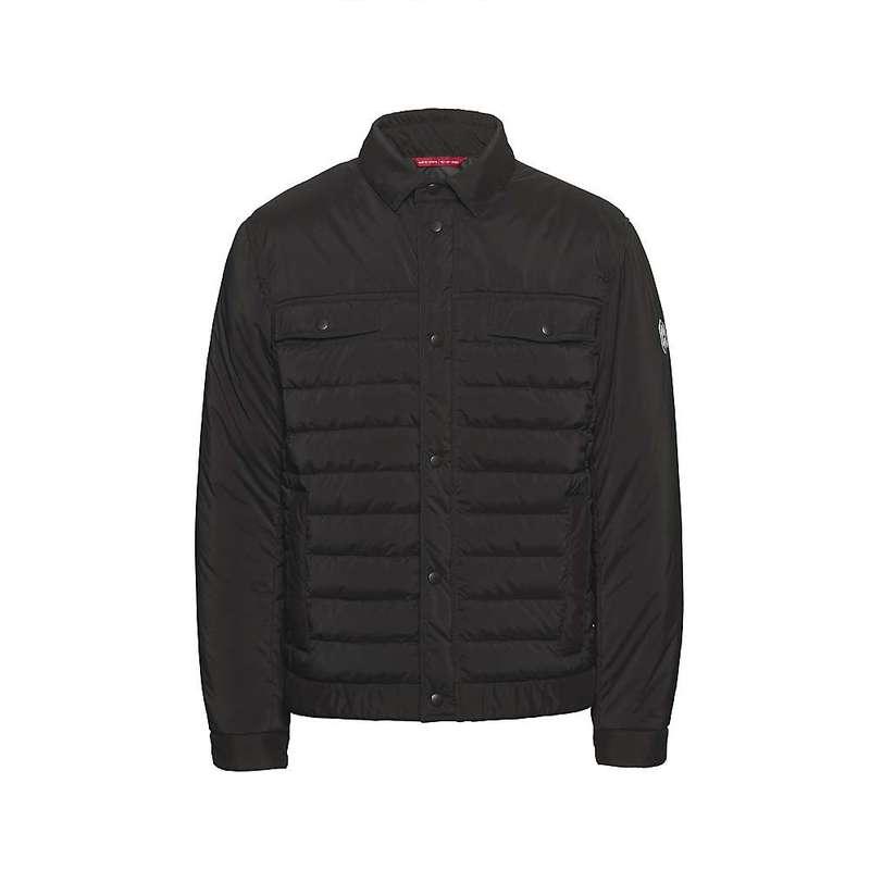 クォーツコー メンズ ジャケット・ブルゾン アウター Quartz Co Men's Eastman Lightweight Jacket Black