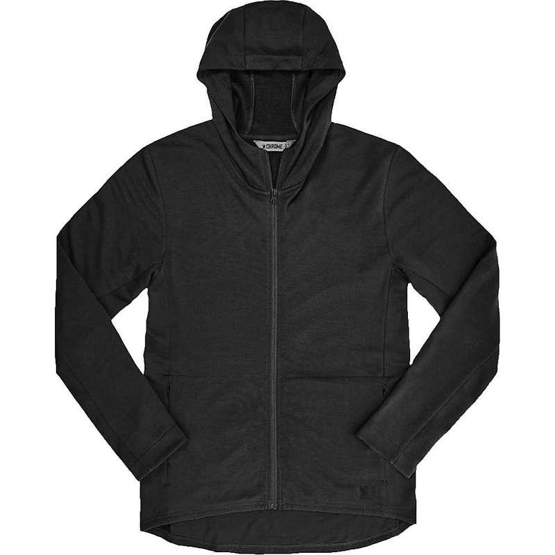 クローム インダストリーズ メンズ ジャケット・ブルゾン アウター Chrome Industries Men's Merino Cobra 2.0 Black