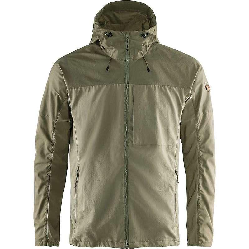 フェールラーベン メンズ ジャケット・ブルゾン アウター Fjallraven Men's Abisko Midsummer Jacket Savanna / Light Olive