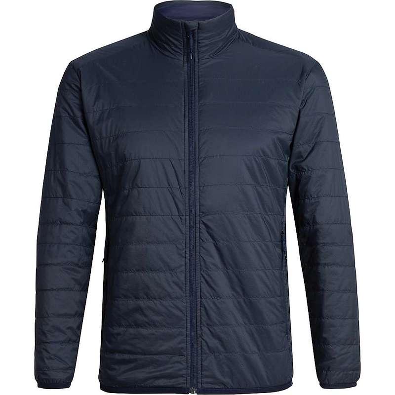 アイスブレーカー メンズ ジャケット・ブルゾン アウター Icebreaker Men's Hyperia Lite Jacket Midnight Navy