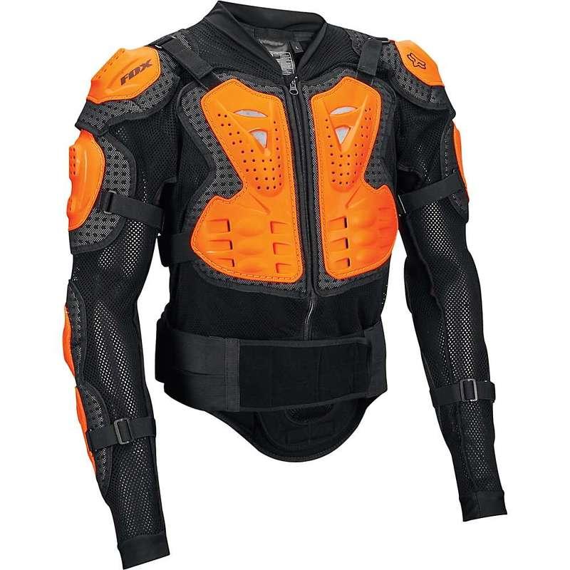 フォックス メンズ ジャケット・ブルゾン アウター Fox Men's Titan Sport Jacket Black/Orange